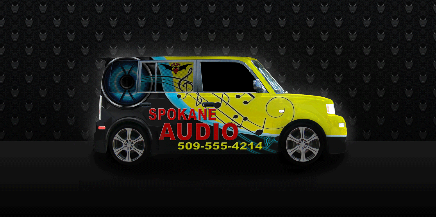 Custom wraps spokane