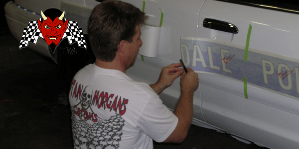 Auto Wraps and Vehicle Graphics