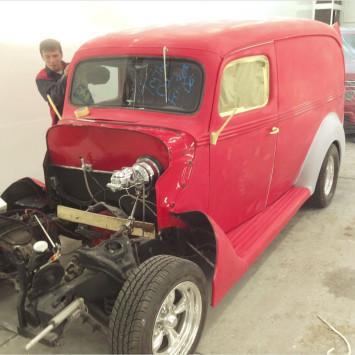 Custom Vehicle Restoration Coeur d'Alene