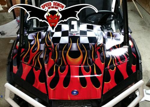 Racing  Graphics