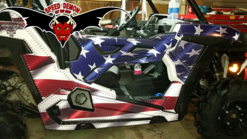Utv Wraps Amp Graphics Speed Demon Hot Rod Shopspeed Demon