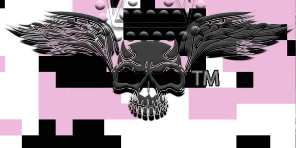 Pink Camo Wraps