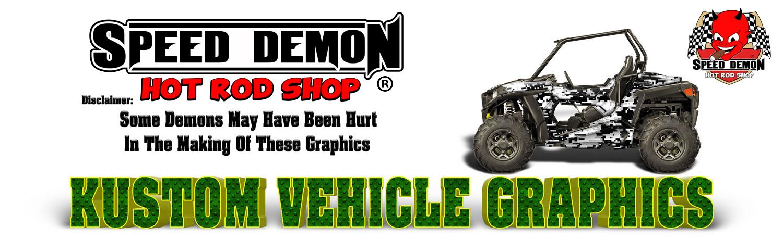 Custom Vehicle Graphics Coeur Dalene